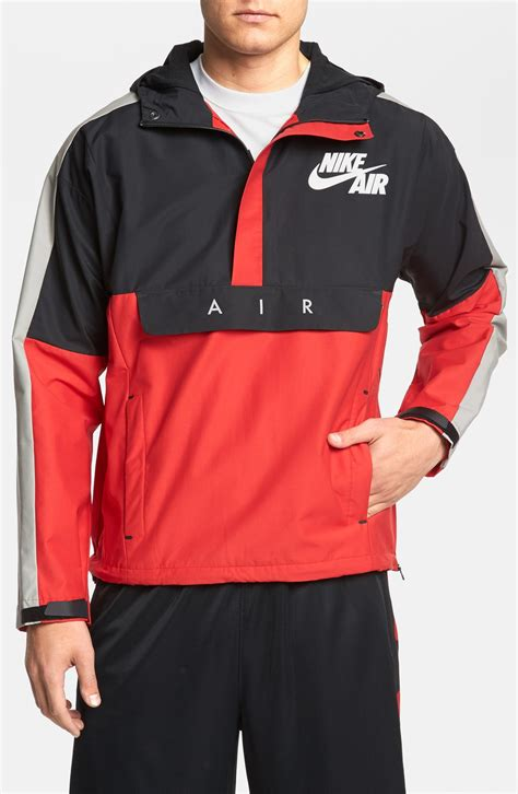 Jaket Zipper Hoodie Sweater U Hitam 13 nike heritage air half zip jacket in for black lyst