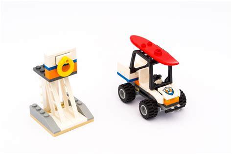 Dijamin Lego 60163 City Coast Guard Starter Set lego city 60163 coast guard starter set review brick fanatics