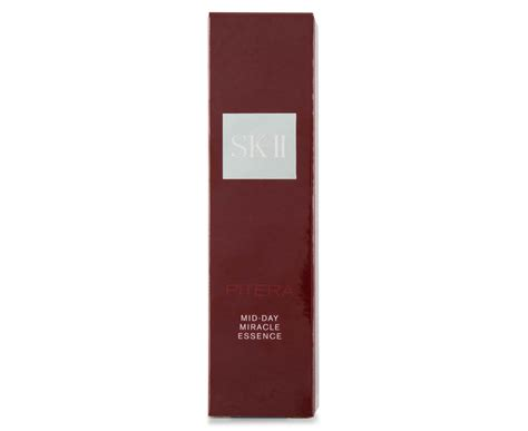 Dijamin Skii Mid Day 50ml sk ii mid day miracle essence 50ml great daily deals at australia s favourite superstore