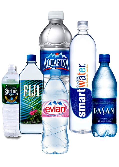 Bottle Popular of bottled water tests of popular brands
