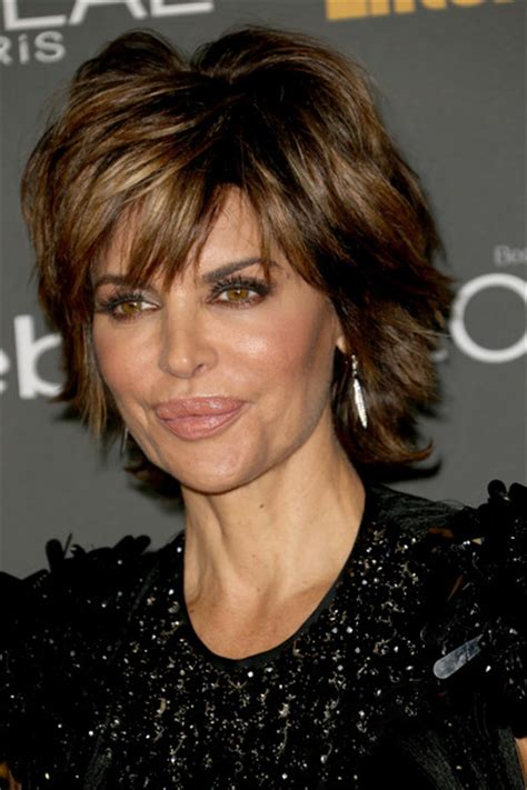achieve lisa rinna hair cut pictures lisa rinna lisa rinna s shag haircut side view
