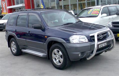2003 mazda tribute pictures cargurus