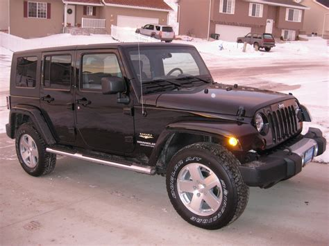 2008 Jeep Wrangler Unlimited 2008 Jeep Wrangler Exterior Pictures Cargurus