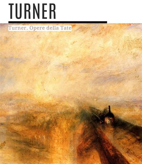libro kunstpostkartenbuch william turner turner opere dalla tate di david blayney brown a cura di recensione libro