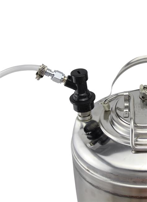 Keg Faucet Assembly by Line Assembly For Homebrew Keg Kegerator Picnic