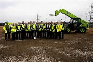Rolls Royce Raynesway Derby Rolls Royce Begins Work On New Raynesway Factory To Build