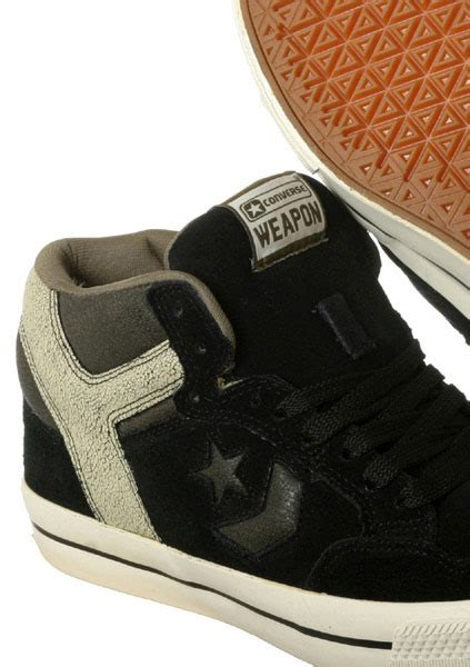 Jual Converse Weapon Skate converse weapon pro leather skate shoes sneakernews
