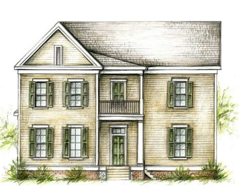 five bedroom house plans five bedroom southern house plan 9755al architectural