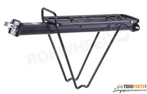 Bicycle Rear Rack Singapore by Release Rear Rack For Seat Post Bike Racks