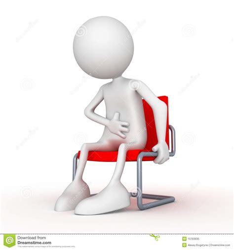 Sitting Easy Chairs Sitting On Easy Chair Royalty Free Stock Photo Image