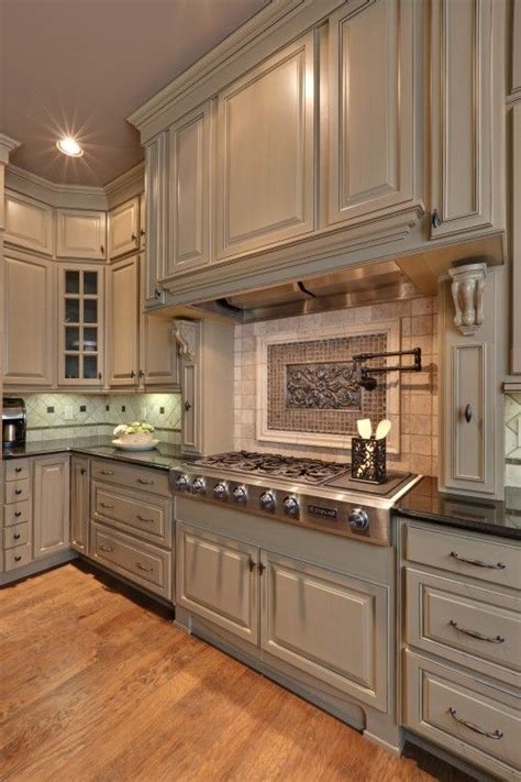 kitchen cabinets on pinterest non white kitchen cabinet color diy pinterest