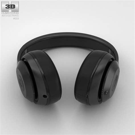 studio wireless matte black beats by dr dre studio wireless ear matte black 3d