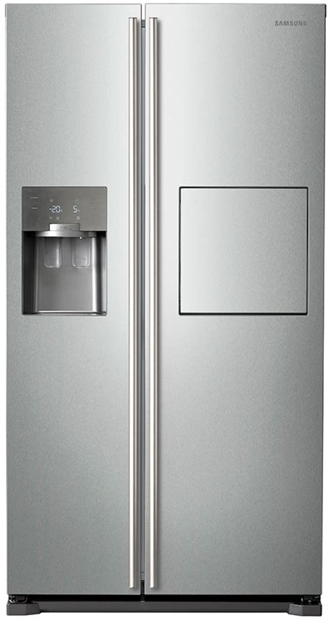 Samsung Side By Side Eiswürfel by Samsung Side By Side Refrigerator From H Series