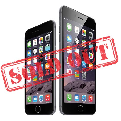 Restraining Order Records Iphone 6 6 Plus Pre Orders Top 4 Million In Day The Mac Observer