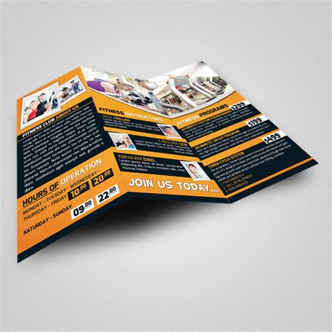 Best 45 Professional Flyers And Brochures Templates Designs Collection For Inspiration A Business Cards And Brochures Templates