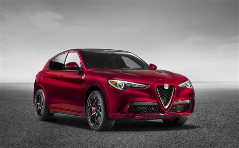 Best Alfa Romeo by Alfa Romeo Stelvio The Sexiest Suv Made