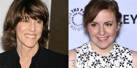 lena dunham nora ephron here are 5 celebrity support systems celebs personas