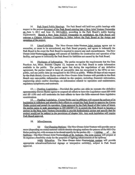 Holding Response Letter Crown Hydro Response To Ferc Termination Letter