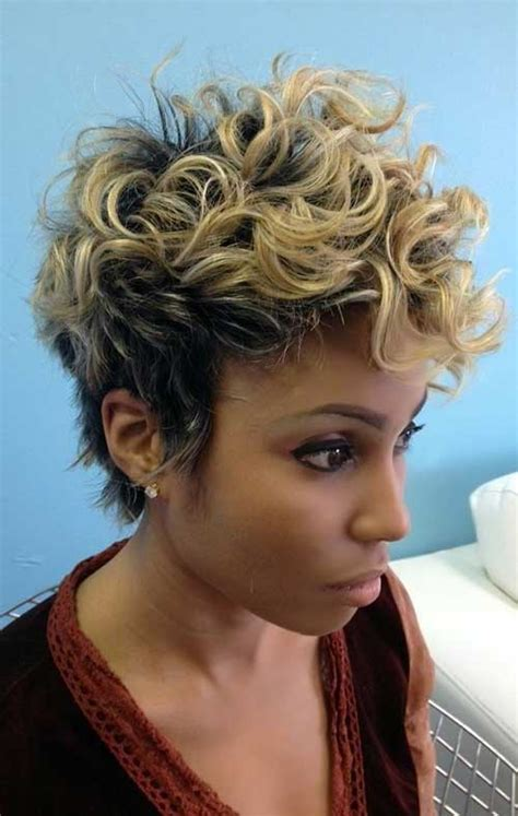 cute short haircuts  curly hair short hairstyles