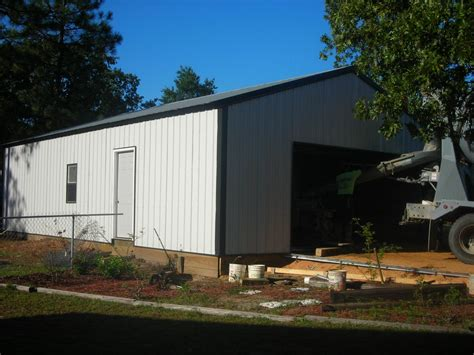 Build On Site Storage Sheds by Pole Buildings
