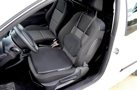 coussin pour voiture siege coussin d assise pour si 232 ge de voiture ergodrive