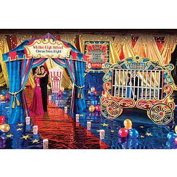 carnival themes for prom our a circus soiree kit has a fantastic look of a vintage