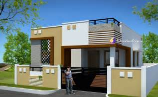 wonderful Home Interior Design Indian Style #4: ContemporaryLowcost800sqft2BhkTamilNaduLowcostHomeDesignbyNSArchitect.jpg