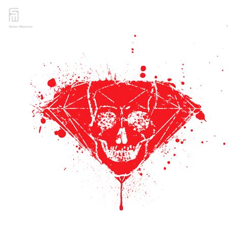 blood diamonds bloodline art