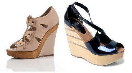 Wedges Heels Tali Belakang Flower arisanti macam macam model high heels