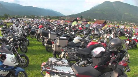 Bmw Motorrad Days Hausberg Garmisch Partenkirchen by Bmw Motorrad Days 2013 Garmisch Youtube