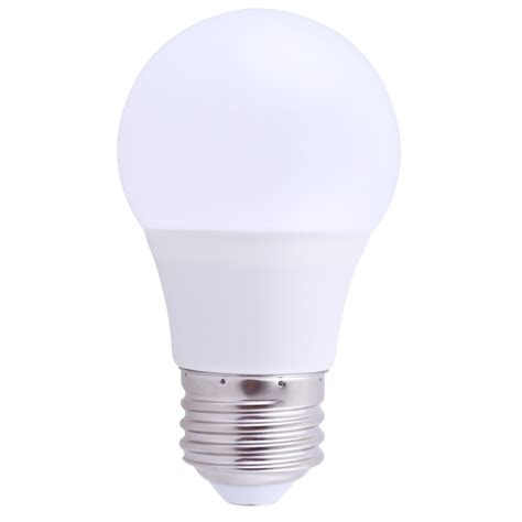 a15 led bulb 6 5 watt dimmable 45w equiv 650 lumens by