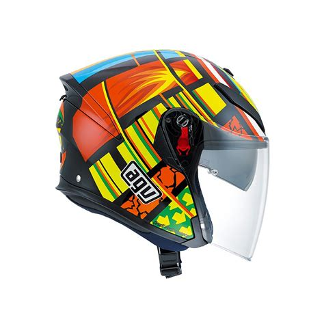 Helm Agv K5 Agv K5 Jet Elements Helm Valentino Chion Helmets