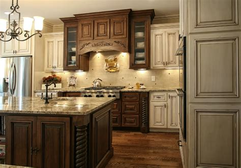 French country modern kitchen charlotte by walker woodworking
