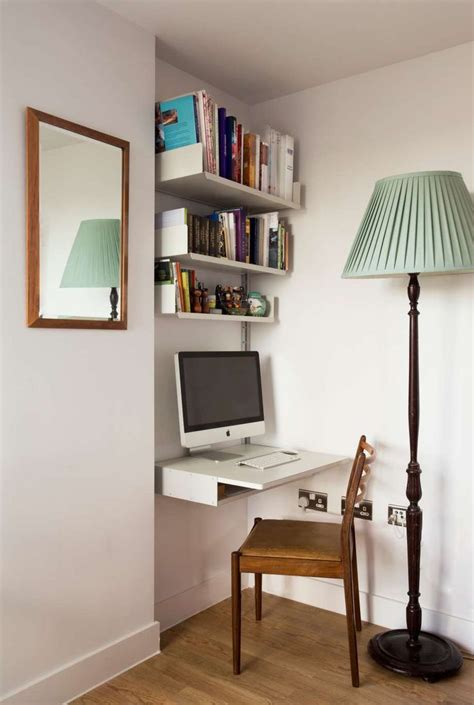 desk games to play at work a tight alcove becomes a workspace the desk shelf and