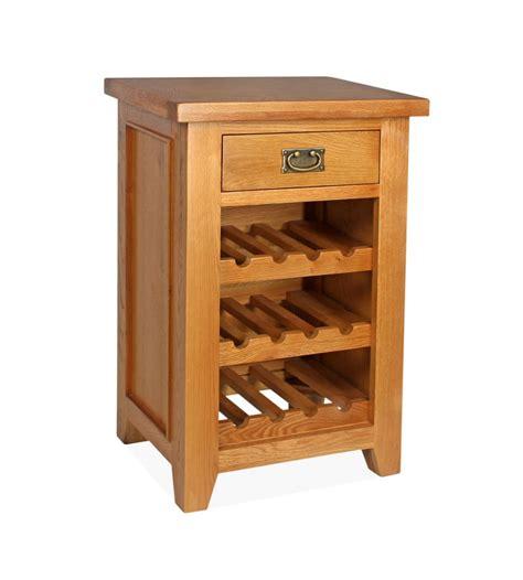 wine rack table with drawer canterbury single wine rack