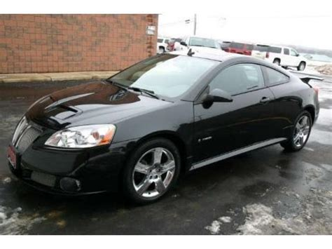 2008 Pontiac G6 Gxp Specs by 2008 Pontiac G6 Gxp Coupe Data Info And Specs Gtcarlot