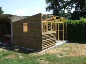bardage cabane de jardin bricolage et