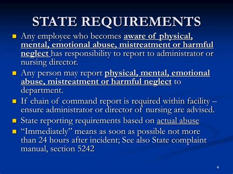 section 16 reporting requirements ppt state of michigan powerpoint presentation id 438953