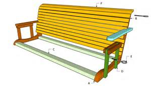 Patio Swing Plans by Plans To Build Free Porch Swing Plans Pdf Plans