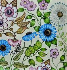 secret garden coloring book comprar 1000 images about jardim secreto colorir on