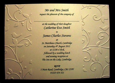 contoh kata undangan pernikahan dalam bahasa inggris