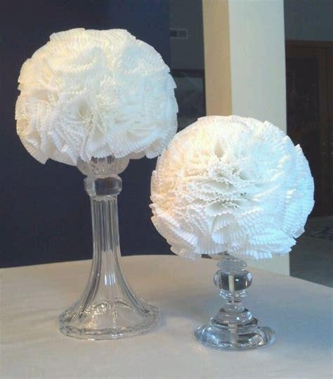 Wedding Centerpieces Diy Bridal Shower Centerpiece Ideas Make