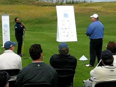 craig stadler golf swing craig stadler the walrus coaching reg shaw on his golf