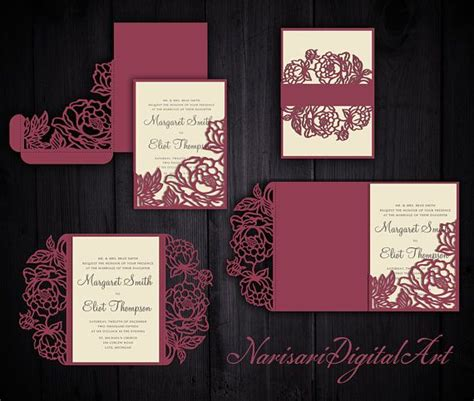 download tri fold wedding invitations wedding corners