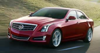 Cadillac Ats 2013 2013 Cadillac Ats Angle Egmcartech