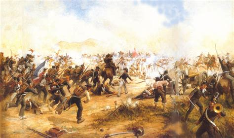batallas acorazadas de la guerra por la independencia hispanoamericana