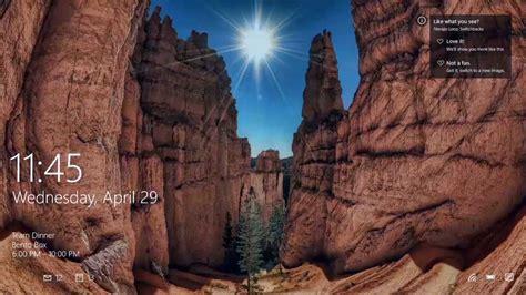 imagenes windows 10 te gusta lo que ves windows 10 pol 233 mique autour de l outil windows spotlight