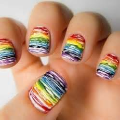 colorful nail colorful nails nail designs picture