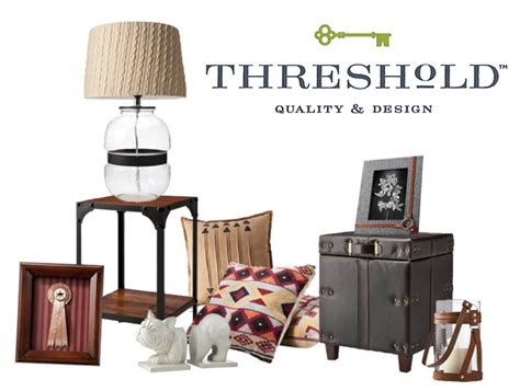 rugged home decor threshold rugged meets refined home decor the price is