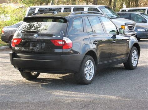 electronic toll collection 2004 bmw x3 user handbook 2004 bmw x3 chassis manual purchase used rare 2004 x3 3 0i sport with 6 speed manual